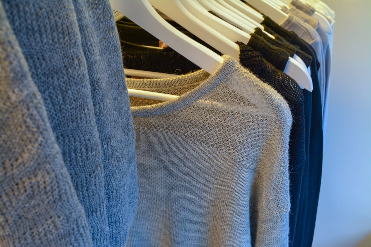 Armario Cápsula o ¿Cómo ir a la moda con solo treinta prendas?