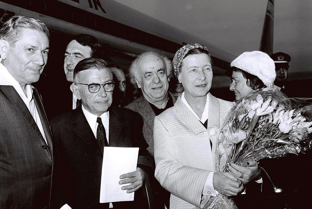 ¿Quién es Simone de Beauvoir?