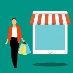 consumismo femenino online