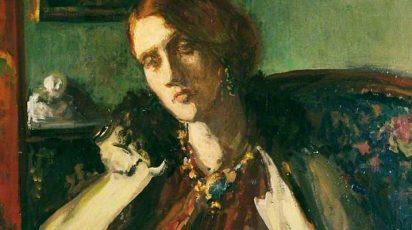 quién fue Virginia Woolf